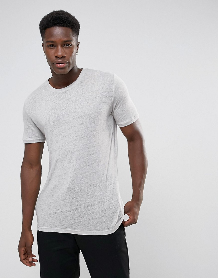 Minimum Declan T-Shirt - Grey