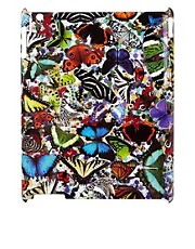 Beta My butterfly Print iPad Hard Case