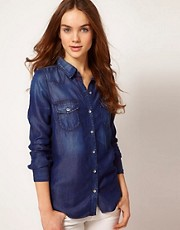 Hilfiger Denim Soft Denim Shirt