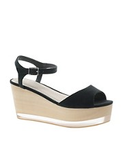 ASOS HIGGLE Wedges