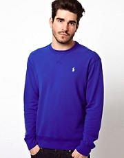Polo Ralph Lauren Sweat in Cotton Pique