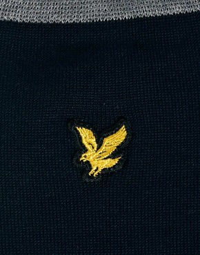 Image 2 ofLyle &amp; Scott Plain Logo Socks