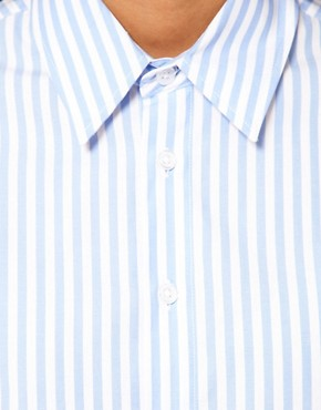 Image 3 ofASOS Stripe Men&#39;s Style Shirt