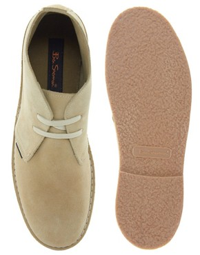Image 3 ofBen Sherman Qaat Desert Brogues