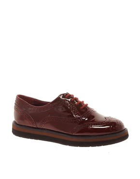 Image 1 ofTimeless Built Up Sole Brogues