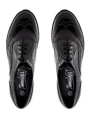 Image 2 ofTimeless Built Up Sole Brogues