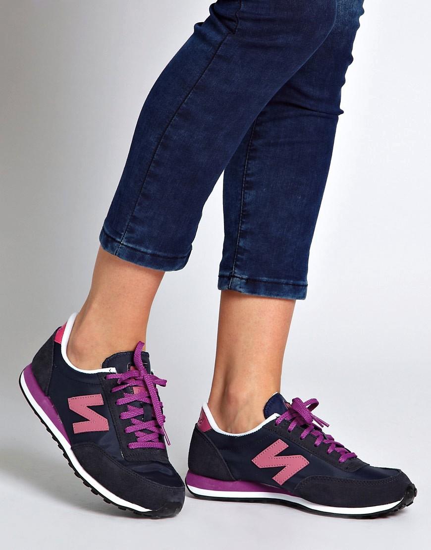 Immagine 3 di New Balance - 410 - Scarpe da ginnastica scamosciate