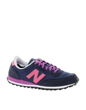 Image 1 ofNew Balance 410 Suede Trainers