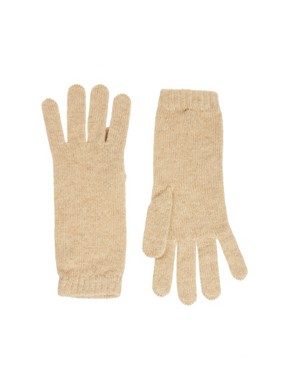 Image 1 ofJohnstons Cashmere Short Gloves