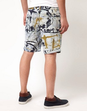 Image 2 ofVanishing Elephant Patterned Shorts