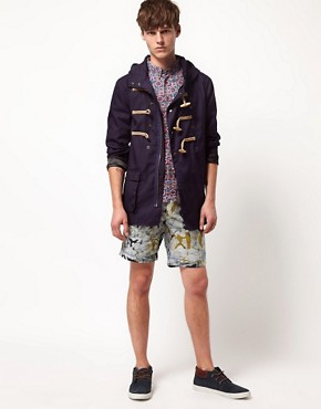 Image 4 ofVanishing Elephant Patterned Shorts
