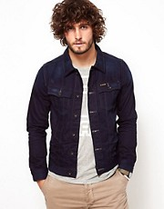 G Star Denim Jacket Slim Tailor 3D Raw