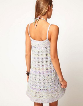 Image 2 ofASOS Crochet Dress
