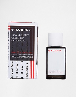Korres Vetiver Root Aftershave 50ml