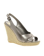 Juicy Couture Kross Wedge Sandal