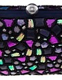 Image 4 ofFrench Connection Mosaic Box Clutch Bag