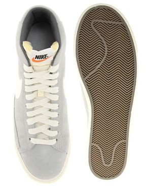 Bild 3 von Nike  Blazer  Vintage-Wildlederturnschuhe