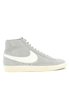 Bild 4 von Nike  Blazer  Vintage-Wildlederturnschuhe