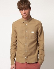 Diesel Shrobina Cotton Worker Shirt