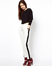 ASOS Pants in Color Block