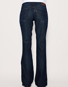 Image 2 ofLevi s Curve ID Bold Curve Mid Wash Bootcut Jeans