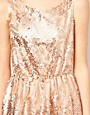 Image 3 ofPearl Sequin Skater Dress