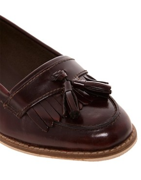 Image 4 ofASOS MAVERICK Leather Loafers
