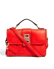 Oasis Red St Ives Cross Body Satchel Bag