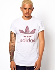 Adidas Originals Graphic T-Shirt