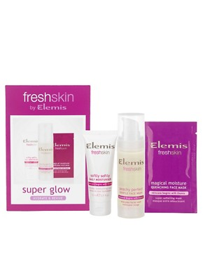 Image 1 ofElemis FreshSkin Super Glow Set