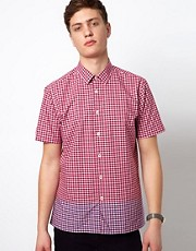 Plectrum By Ben Sherman Shirt Shoreditch Collar