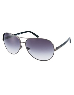 Image 1 ofCalvin Klein Aviator Sunglasses