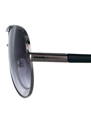 Image 4 ofCalvin Klein Aviator Sunglasses