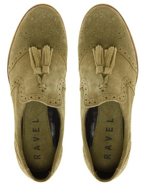 Image 3 ofRavel Heinz Leather Tassel Loafer