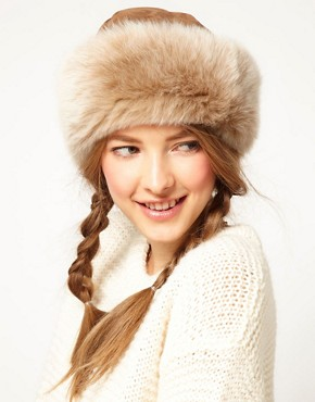 Image 1 ofBlanche in the Brambles Sheepskin Hat