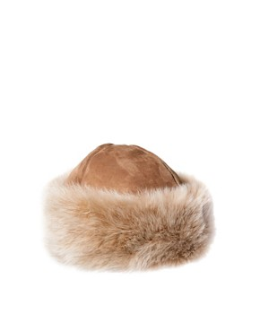 Image 2 ofBlanche in the Brambles Sheepskin Hat