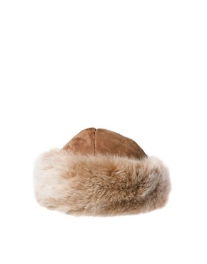 Image 4 ofBlanche in the Brambles Sheepskin Hat