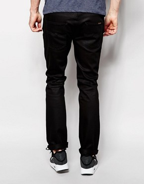 Image 2 of Nudie Jeans Organic Thin Finn Skinny Fit
