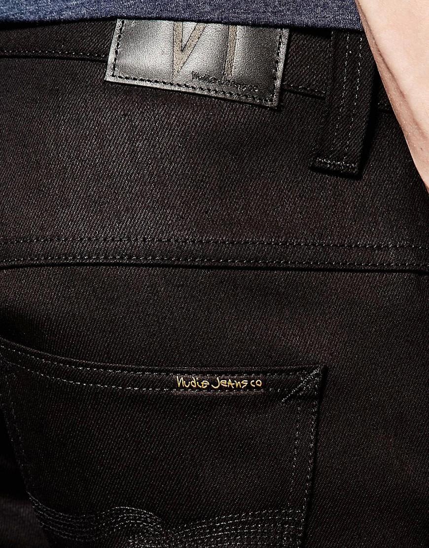 Image 3 ofNudie Jeans Organic Thin Finn Slim Fit