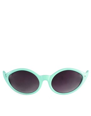 Image 2 ofASOS Wing Cat Eye Sunglasses