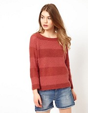 Oasis Stripe Boxy Jumper