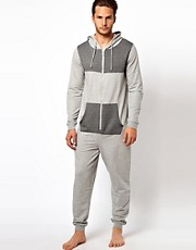 River Island Grindle Blocking Onesie