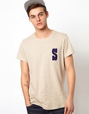 Suit T-Shirt With S Logo