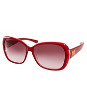 M By Missoni Sunglasses with Large Logo Detail
