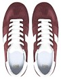 Image 2 ofASOS DALEY Trainers with Suede Detail
