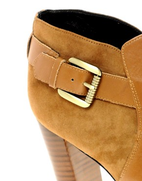 Image 3 ofSam Edelman Lulu Leather Ankle Boot With Buckle