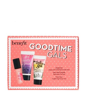 Image 3 ofBenefit ASOS Exclusive Goodtime Gals SAVE 60%