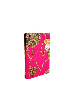 Image 2 ofASOS Chain Print iPad Case