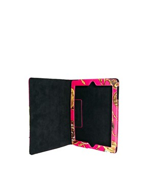 Image 4 ofASOS Chain Print iPad Case