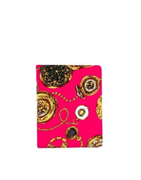 Image 1 ofASOS Chain Print iPad Case